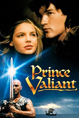 poster Il mistero del principe Valiant