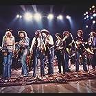 Bob Dylan, Joan Baez, and Ramblin' Jack Elliott in Rolling Thunder Revue: A Bob Dylan Story by Martin Scorsese (2019)
