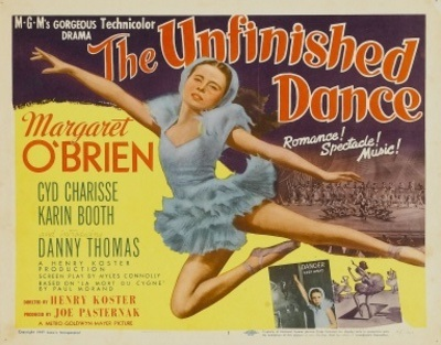 Margaret O'Brien in The Unfinished Dance (1947)