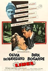 Libel (1960) Poster - Movie Forum, Cast, Reviews