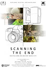 Scanning The End Poster