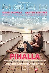 Valtteri Lehtinen and Mikko Kauppila in Pihalla (2017)
