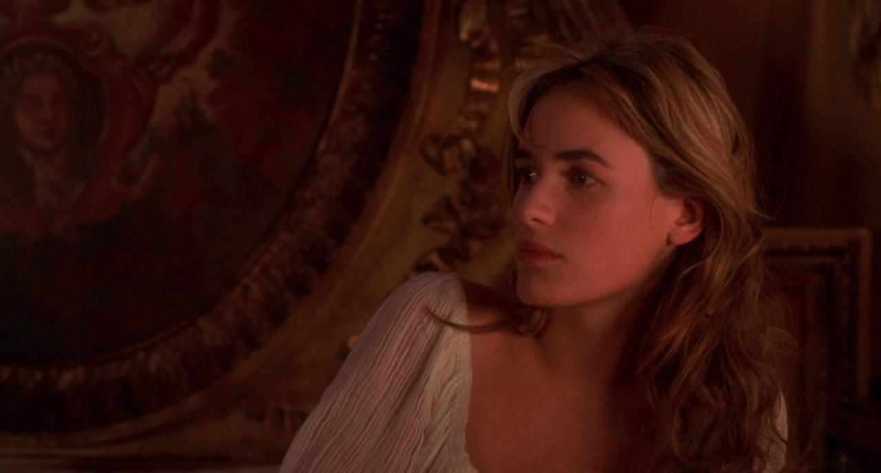 Image result for judith godreche in the man in the iron mask