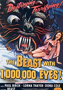 Full adult movie downloads The Beast with a Million Eyes USA [HDR]