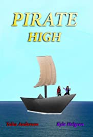Pirate High Poster