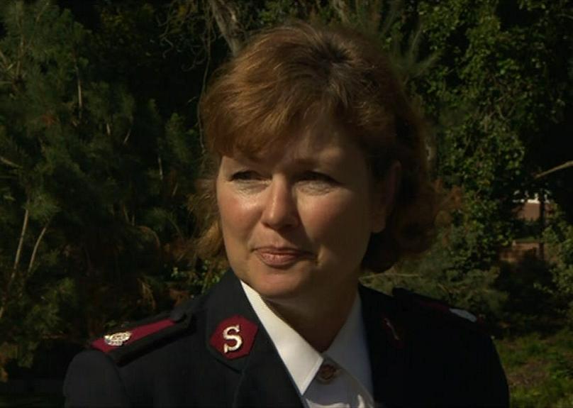 Kathy Versfeld in ITV Evening News (1999)