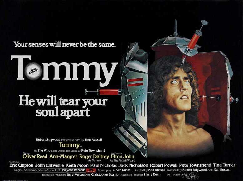 Αποτέλεσμα εικόνας για Τόμμυ 1975