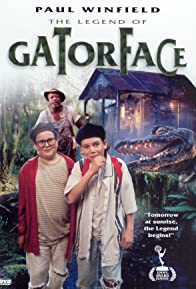 Primary photo for The Legend of Gator Face