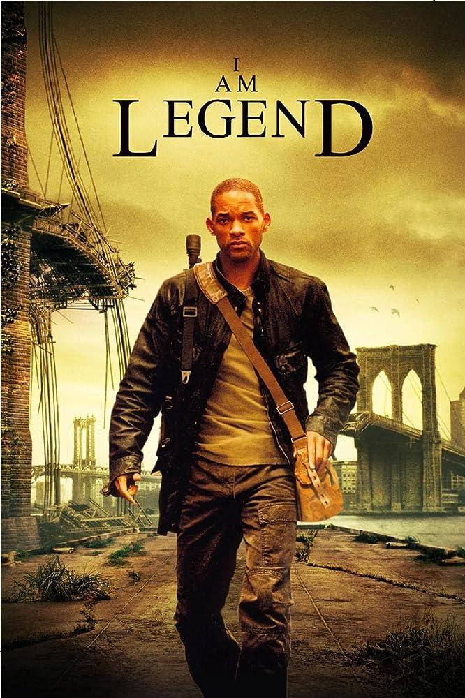 I Am Legend (2007) Hindi Dubbed