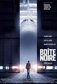 Pierre Niney in Boîte noire (2021)