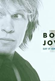 Bon Jovi: Say It Isn't So Poster