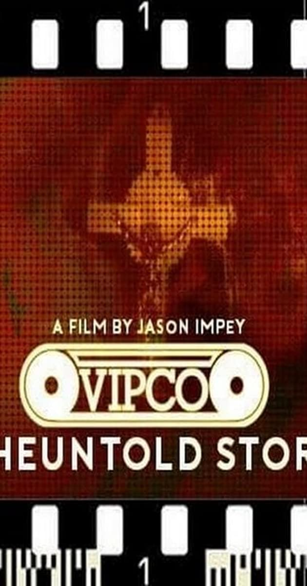 Subtitle of VIPCO The Untold Story