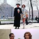 Sophia Loren and Marcello Mastroianni in La moglie del prete (1970)