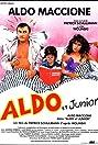 Aldo et Junior (1984) Poster