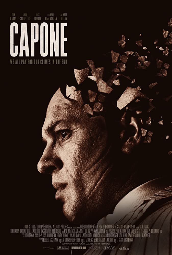 Capone (2020) Dual Audio 720p Web-DL [Hindi – English] Full Movie Free Download