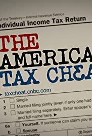 The American Tax Cheat Poster