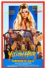 Yellow Hair and the Fortress of Gold Poster