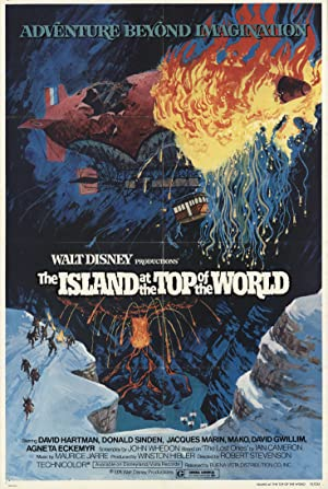 Where to stream The Island at the Top of the World