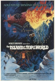 The Island at the Top of the World (1974) Poster - Movie Forum, Cast, Reviews