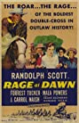 Rage at Dawn (1955) Poster