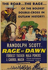 Rage at Dawn Poster