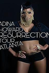 Adina Howard in Adina Howard Resurrection Tour Atlanta (2017)