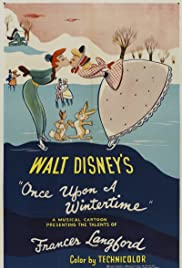Once Upon a Wintertime Poster