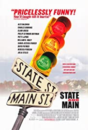 State and Main (2000) Poster - Movie Forum, Cast, Reviews