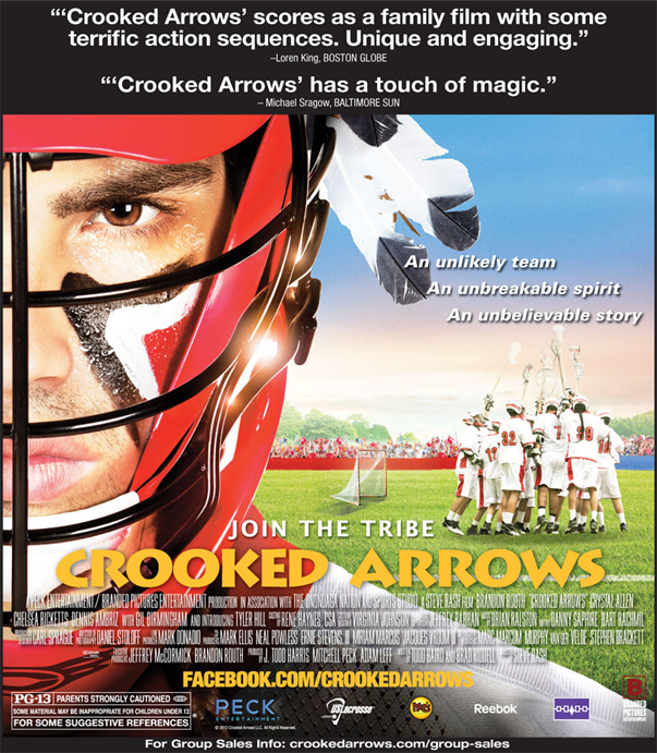 crooked arrows full movie download
