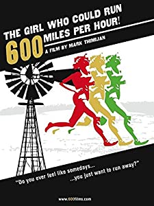 itunes download for movies The Girl Who Could Run 600 Miles Per Hour by [720x594]