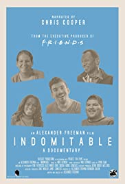 Indomitable Poster