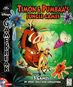 The Lion King: Timon and Pumbaa's Jungle Games full movie in hindi free download