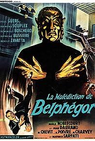 Primary photo for La malédiction de Belphégor