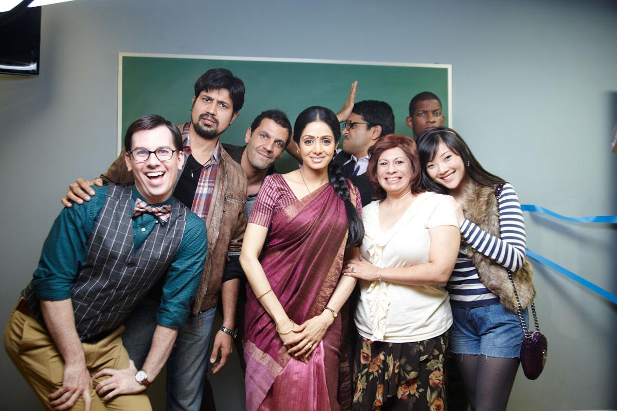 Sridevi in English Vinglish (2012)