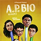 Marisa Baram, Nick Peine, Spence Moore II, and Miguel Chavez in A.P. Bio (2018)