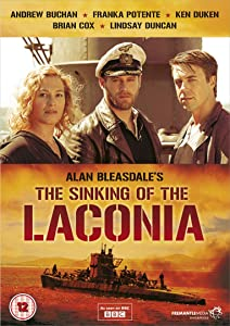 New hollywood movie trailer download The Sinking of the Laconia by Christopher Spencer [480x800]