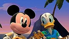 Mickey's Ukulele Jam/Grandpa vs. Grandpa
