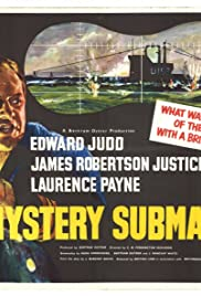 Mystery Submarine Poster