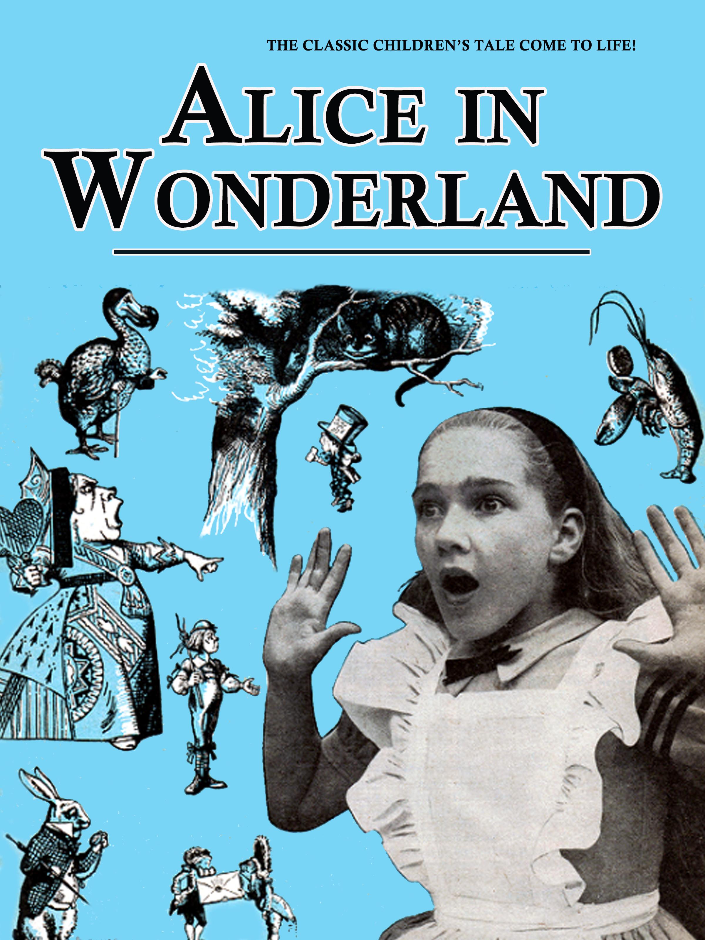 Alice In Wonderland Tv Movie 1955 Imdb