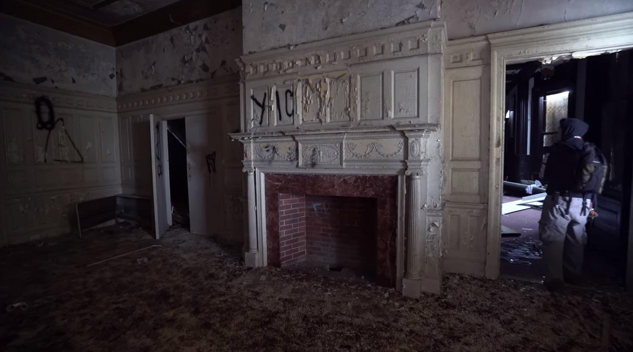 Uplands: An Abandoned Mansion Where Spirits Still Roam (2017)
