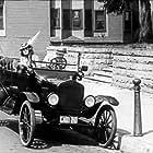 Bebe Daniels and 'Snub' Pollard in Take a Chance (1918)