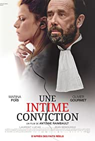 Marina Foïs and Olivier Gourmet in Une intime conviction (2018)