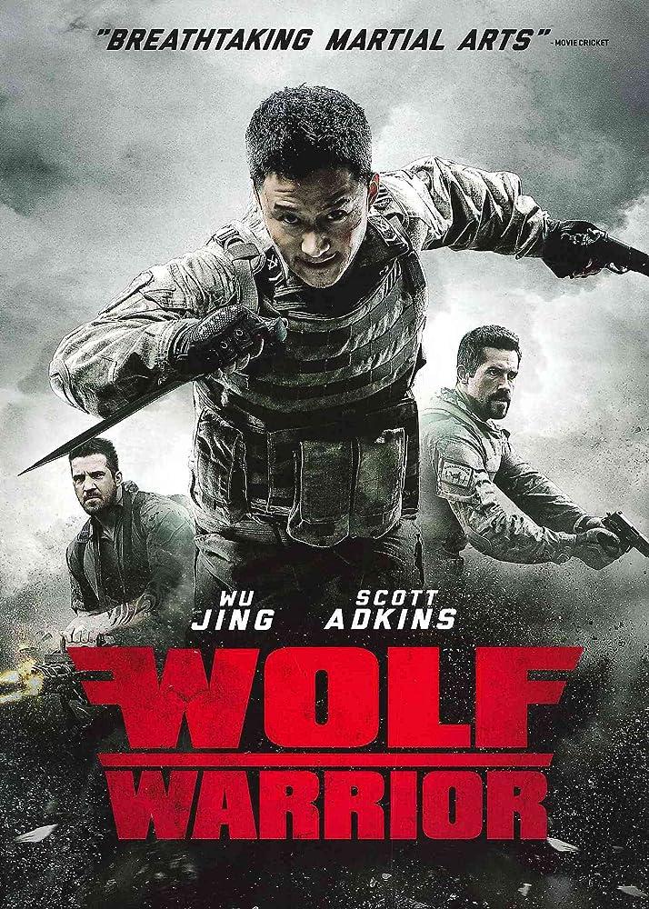 Poster Wolf Warrior