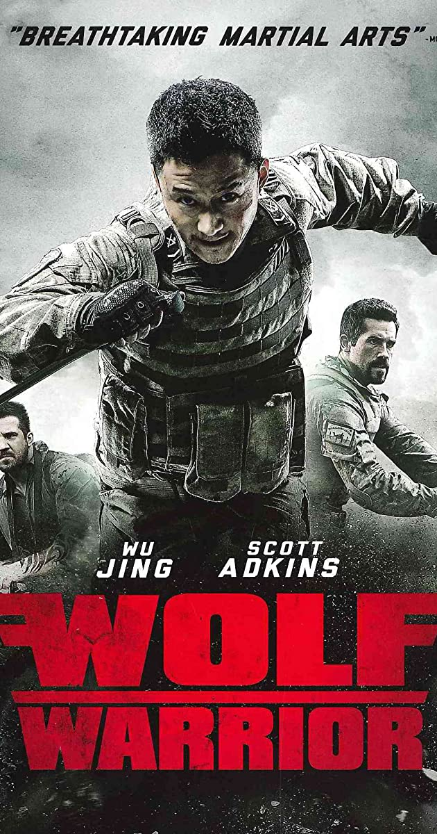 Subtitle of Wolf Warrior