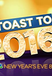 A Toast to 2016! Poster