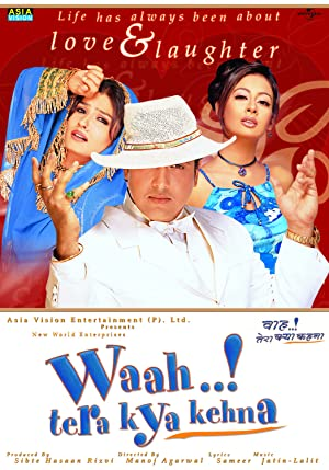 Rajeev Kaul (screenplay) Waah! Tera Kya Kehna Movie