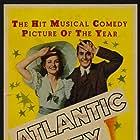 Stanley Brown, Jerry Colonna, Joe Frisco, Adele Mara, Constance Moore, Al Shean, Gus Van, and Paul Whiteman in Atlantic City (1944)
