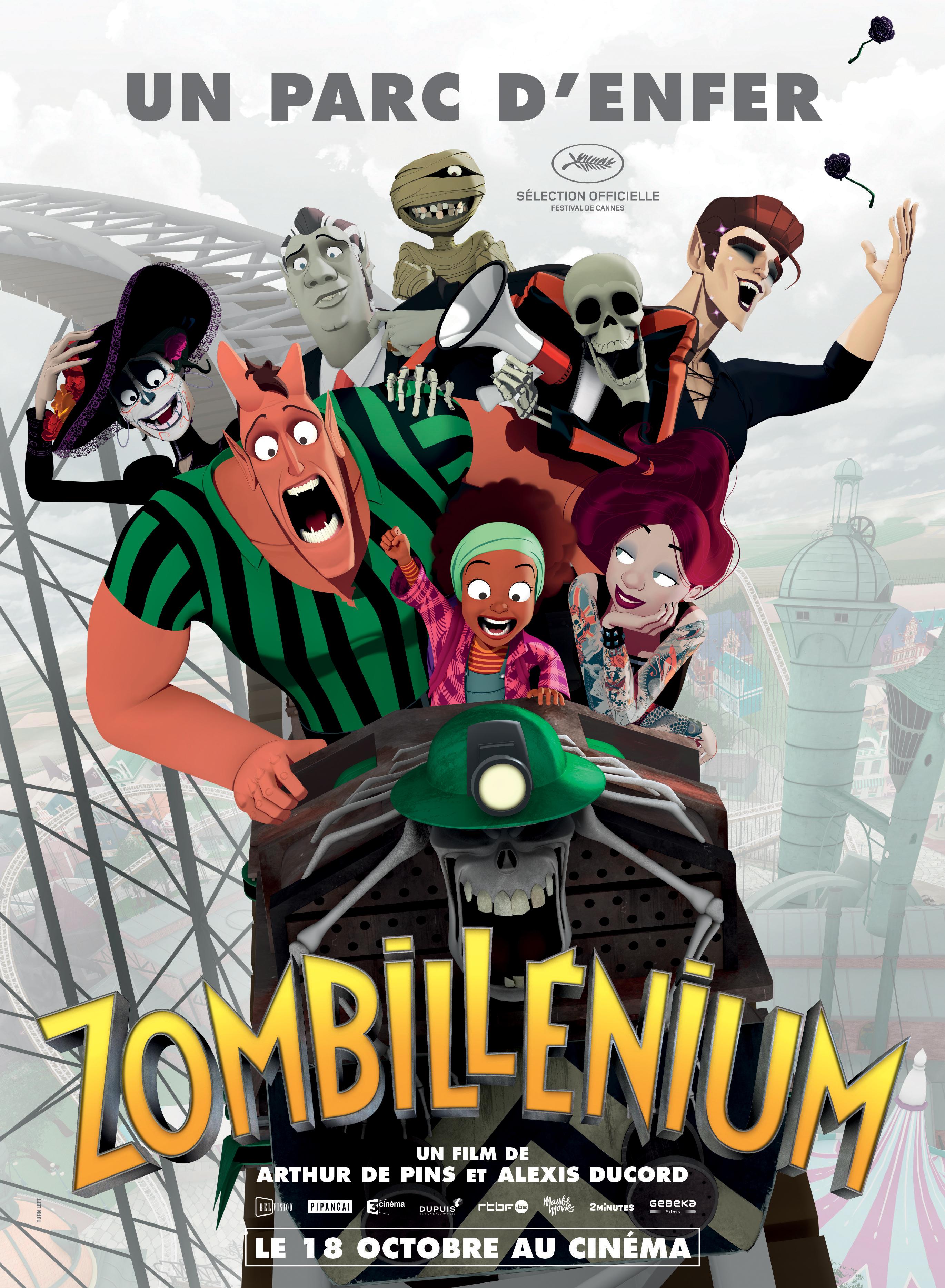 Zombileniumas (2017) / Zombillenium
