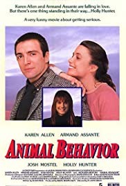 Animal Behavior Poster