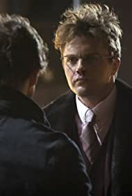 Hugh Dancy and Michael Pitt in Hannibal (2013)